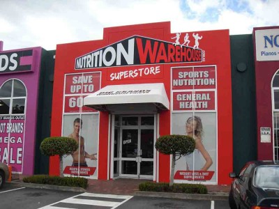 10. Nutrition Warehouse 2