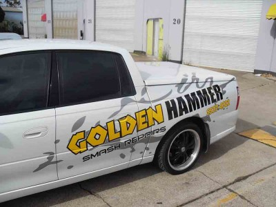 26. Golden Hammer
