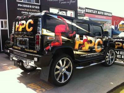 3. HPC Hummer