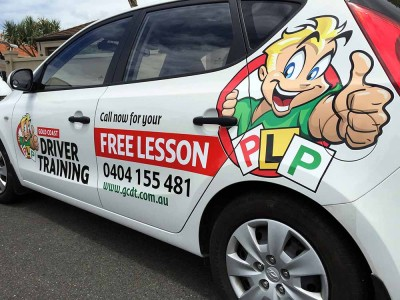 8. GC Driver Training