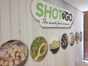 Shot n Go wall