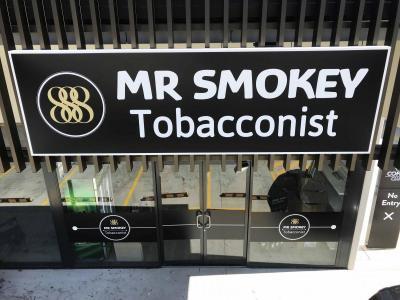 Mr Smokey