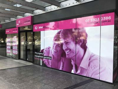 blink shopfront